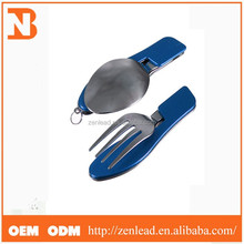 multi-purpose spoon fork tableware for outdoor camping supplies