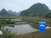 Automatic fish farming feeding system for aquaculture industry