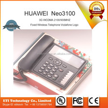 Huawei Vodafone Neo3100 3G WCDMA GSM desk telephone home phone office telephone gsm fwp (Support English and Spanish)