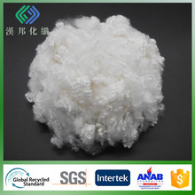 wholesale polyfill 3D/64mm HCNS polyester staple fiber non woven use
