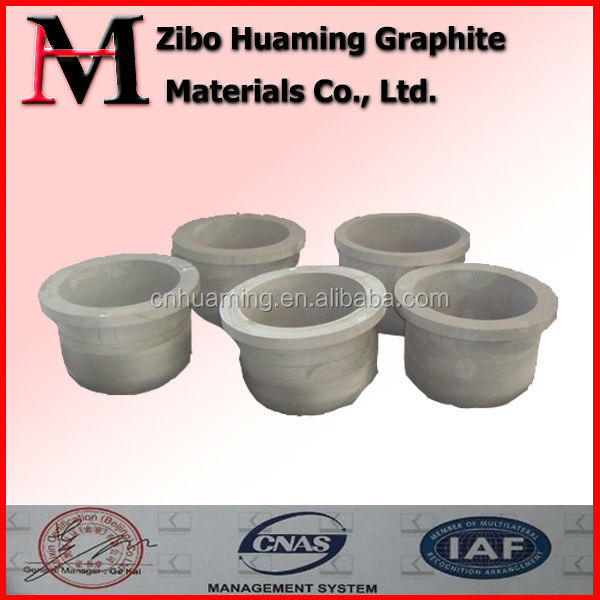 Clay/Silicon Carbide Graphite Crucible For Sale