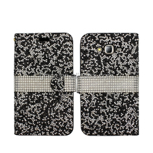 2016 wallet diamond Flip Case For Mobile Phone Case,For samsung galaxy on 5 Case