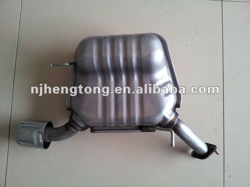 car exhaust muffler for captiva