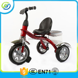 Cheap trike kids pedal tricycle wholesale