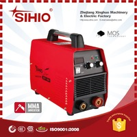 TOP 10 50/60HZ AC DC SAVE 20% SIHIO RED BLACK TUV riland MMA welding machine CE CCC TUV ISO emc