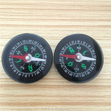 Hot sale Brazilian Standard for Compass 35mm O style Round Plastic Mini Compass