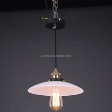 2015 New Arrival copper + glass traditional art vintage retro lamp