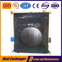 Agricultural Machinery Copper Fin Heat Exchanger