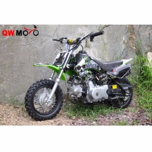 QWMOTO CE Off Road Motorcycle 50CC 4 Stroke Kids Motorbike with electric start