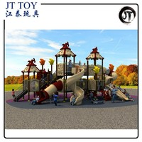 Large amusement park games for children JT17-3101 kids playground toys outdoor play park equipment