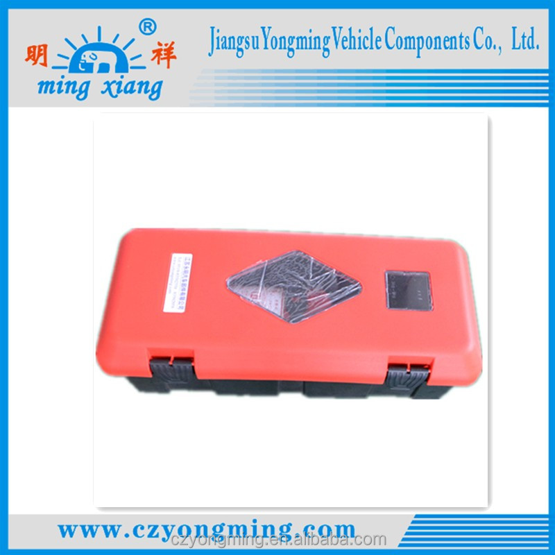 factory supply trailer plastic fire hose box semi trailer plastic fire cabinet