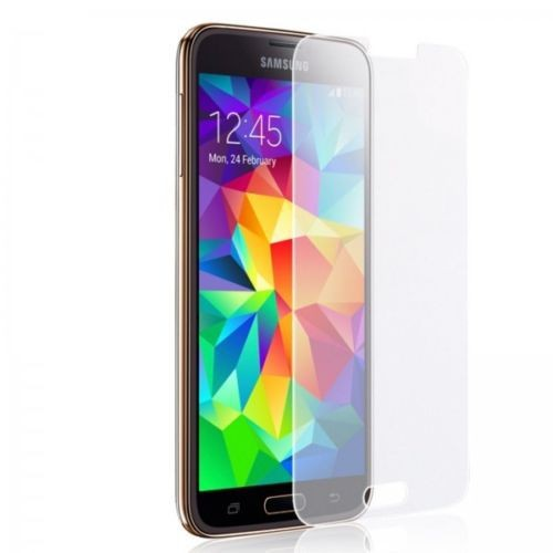 for Samsung Galaxy S5 i9600 HD Clear Screen Protector Film With Screen Cleaning Cloth