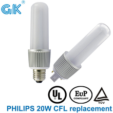 Replace 20W CFL 8W G24 E27 LED Recessed Lighting