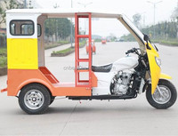 2017 high quality factory price 200cc Promotion 150cc Passenger Tuk Tuk In Ecuador