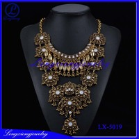 2017 Fashion Luxury Statement Necklace Wholesale