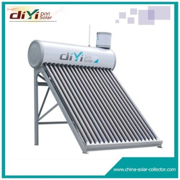 Feed water automatically solar water heater hose