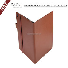 High Quality Factory Wholesale Customized 9.7 Inch Tablet Book Style PU Leather Case Cover