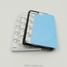2D Sublimation blank phone case,PC material for cell phone,almost all models in stock