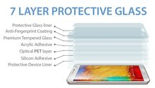 Wholesale Tempered Glass Screen Protector for Samsung Galaxy Note3/4.