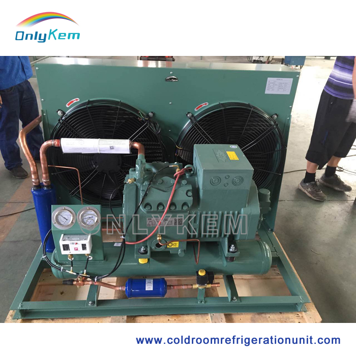 Air cooler condensing unit/condenser unit for cold chamber