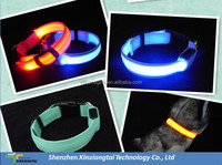 halo led pet collar lighted led cat collar