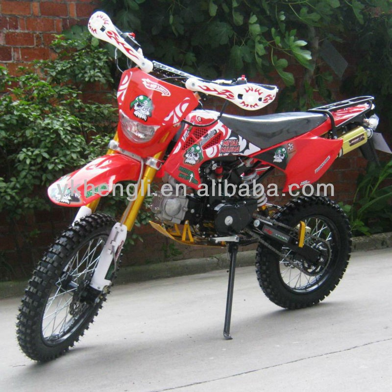 New arrival latest design 120cc dirt bike