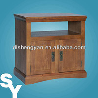 2014 New Design KD Wood TV Unit Living Room Furniture