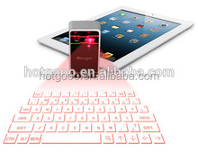 Mini Wireless Bluetooth Cube Laser Projection Virtual Keyboard F/ Android iOS PC