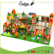 Xiaofeixia Forest Adventure Theme New Product Indoor Playground For Indoor Play Center Park