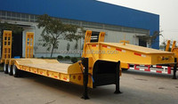 Concave Lowbed Trailer