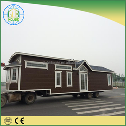 Foshan Low Cost Container House Prefabricated villar House mobile home