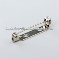 Wholesale Fashion Stick Pin Brooch in Silver Color with Top Quality Jewelry Findings
