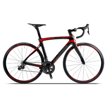 china 700C light weight road bike carbon racing 22speed fixed gear