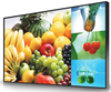 ultra narrow bezel 46 inch lcd video wall big advertising screen 4k/120hz
