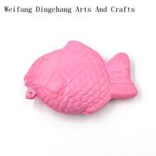Super Soft PU Anti Stress Squishy Fake goldfish Toy Ball