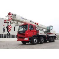 Perfect 10 ton knuckle nissan crane truck with long working time