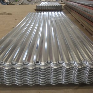 competitive price GL PPGL corrugated roofing aluminum sheets