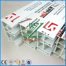 2.0mm thickness pvc plastic window panel with CE standard