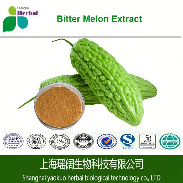 High Quality Pure Natural Bitter Melon Extract for Diabetes Herb Medicine