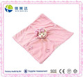 Baby Pink Blanket Stuffed Bear Plush Baby Toy