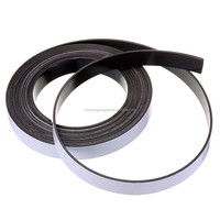 3M Self Adhesive Rubber Magnetic Tape Magnet Strip Strong Rubber magnetic tape roll