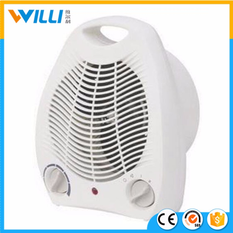 Resale famous brand auto electric mini fan heater oscillation made in China