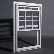 Factory Price <strong>PVC</strong>/UPVC Vertical Sliding Window Double Hung Window Sash Window for Sale