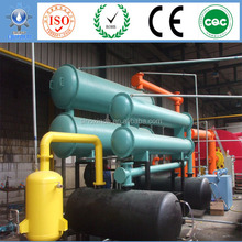 2016 Xinda Energy Best Selling ! New high oil yield waste plastic recycling machine to fuel oil