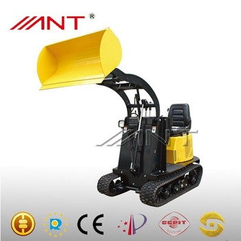 BY135 used skid steer loader for sales tracked mini skid steer loader