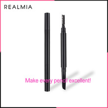 plastic make up eyebrow pencil tubes for cosmetics packaging