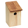 hot sale FSC high quality factory sale FSC garden wooden pet bird cages carriers house