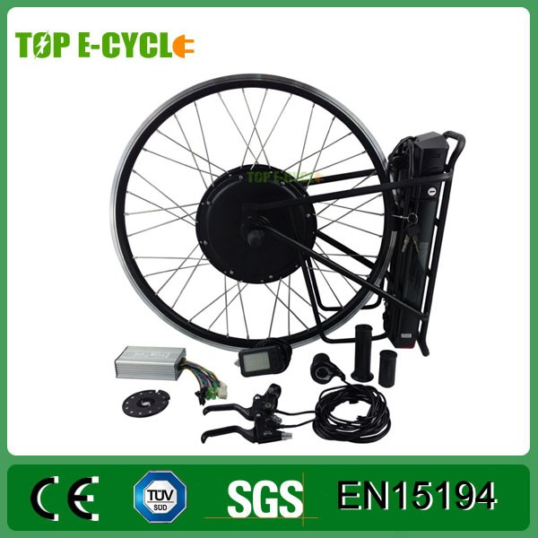 Easy Assemble Rear/Front Bicycle CE Certification Motor Bicycle 36v 48v 500w 1000w electric bikes kit with battery