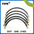 YUTE hot selling sae j1402 dot approved air brake hose for heavy truck