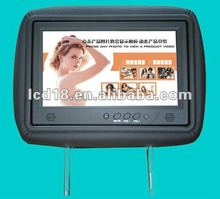 8 inch lcd headrest advertising player
